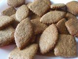 Sušenky z ovesných vloček II recept