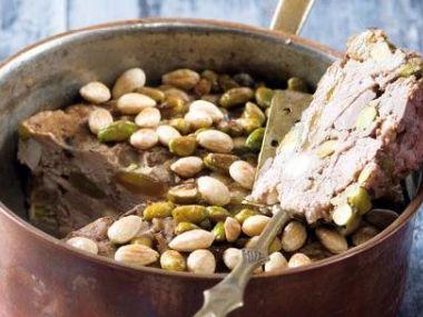 Recept Kuřecí terina