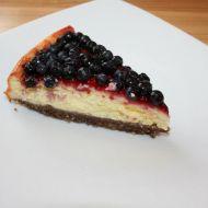 Borůvkový koláč s mascarpone recept