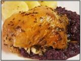 Kuře s rozmarýnkovým nádechem, v máslovém sosíku recept ...