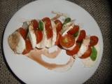 Italské Caprese recept