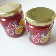 Jahodovo-pomerančová marmeláda recept