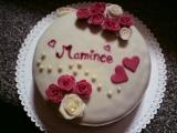 Ořechový dort pro maminku recept