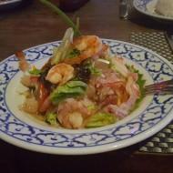 Kambodžský pomelový salát recept