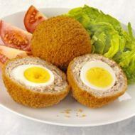 Skotská vejce recept