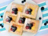 Netradiční tvarohový koláč s okénky místo mříží recept  TopRecepty ...