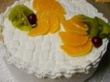 Dia dort plněný tvarohem a ananasem recept
