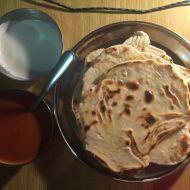 Tikka masala s chlebem Roti recept