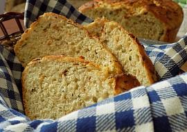 Cuketový chléb se smaženou cibulí a pivem recept