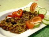 Sójová sekaná s kuřecími játry recept