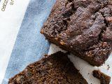 Celozrnný cuketový chlebíček s melasou a čokoládou recept ...