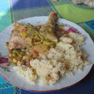 Thajské kuře mnoha chutí recept