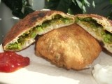 Matar Kachori recept