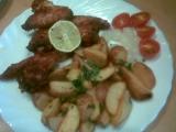 Pikantní křidýlka Buffalo wings recept