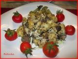 Houbové knedlíky se syrečky recept