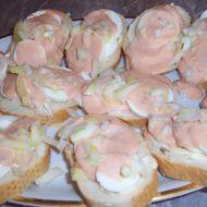 Jarní chlebíčky recept