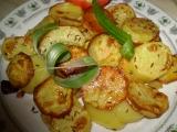 Rychlé pečené brambory recept