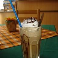 Jednoduchá ledová káva recept