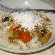 Rajčatová omáčka k těstovinám recept