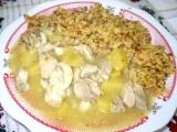 Kuřecí s mangem recept