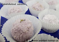 Levandulové sušenky recept