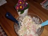 Salát z čekankových puků recept