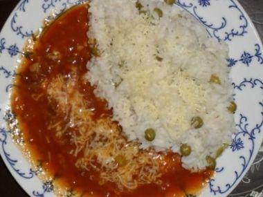 Mexický guláš se sýrem