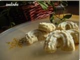 Vanilkové rohlíčky (bez vajec) recept