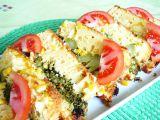 Kukuřičný nákyp s brokolicí recept