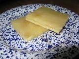 Pudinkové řezy s polevou recept