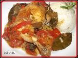 Myslivecké kuře po italsku recept