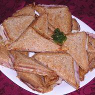 Šunkovo-sýrové toasty recept