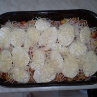 Zapečené gnocchi recept