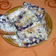 Lžícový koláč recept