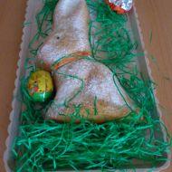 Velikonoční zajíček recept