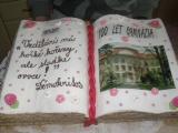 Kniha k výročí 100 let gymnázia recept