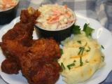 Kuřecí menu na způsob KFC recept