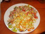 Salát s kukuřicí recept