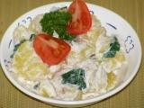Teplý bramborový salát recept