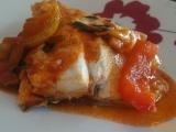 Chraime- ryba v omáčce recept