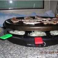 Raclette recept