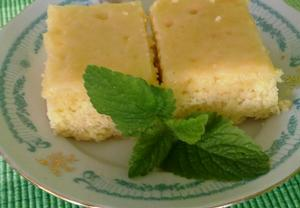 Citronové řezy-máslové a výtečné