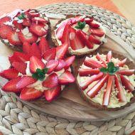 Tartaletky z křehkého těsta recept