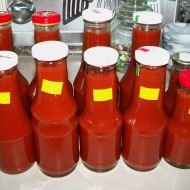 Domácí kečup 2 recept