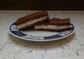 Fitness kinder řez recept