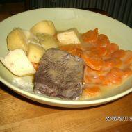 Jednoduchá dušená mrkev recept