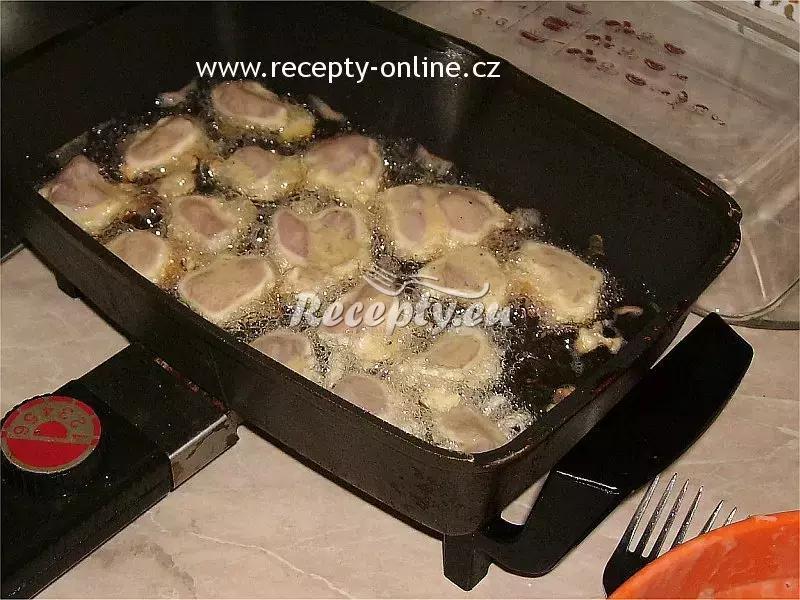 Kuřecí rarášci recept  drůbeží maso