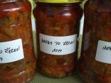 Houby po řecku recept