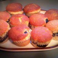 Muffiny s pudinkovou náplní recept