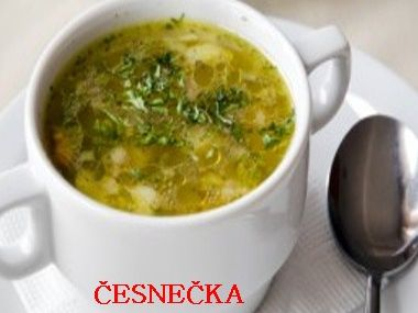 3 nejrychlejší polévky